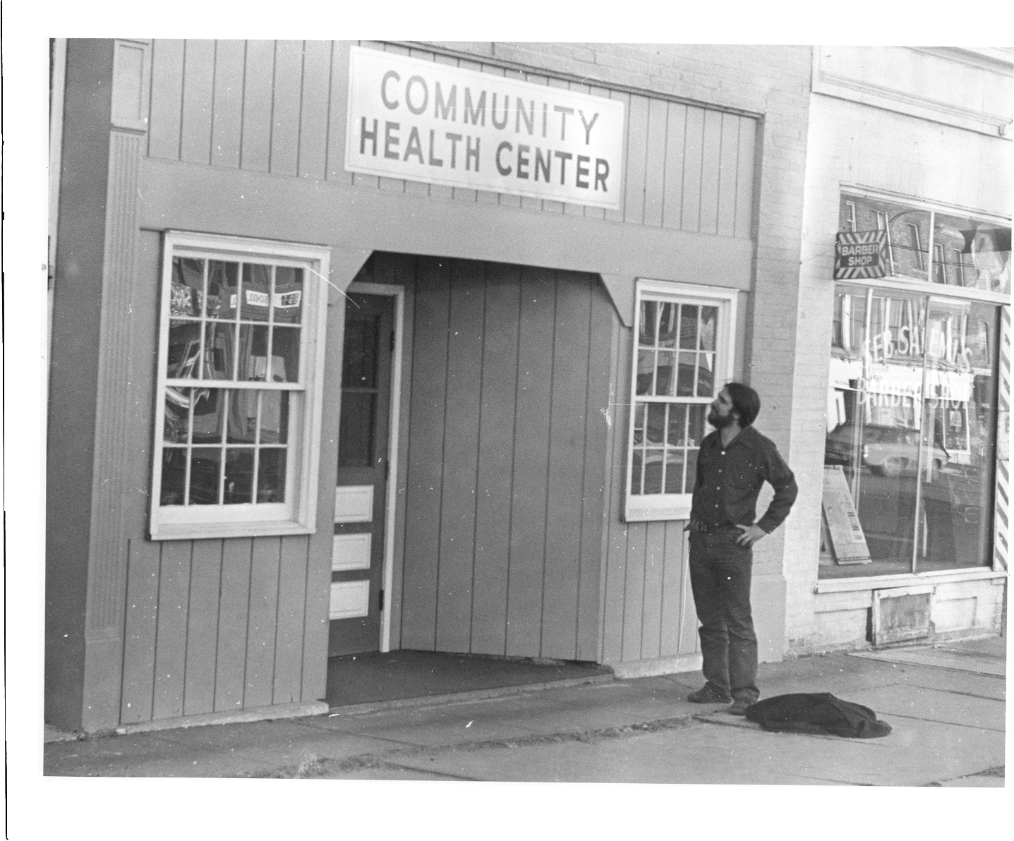 Mark Front Chc 70s