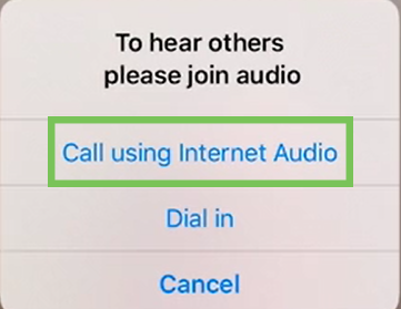 Photo For Chc Telehealth Call Using Internet Audio Edit